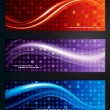 Abstract Background — Imagens vectoriais em stock