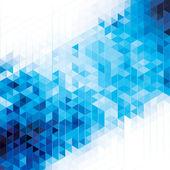 Abstracte geometrische achtergronden. — Stockvector