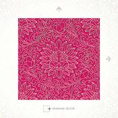 Seamless Oriental Pattern — Vettoriale Stock