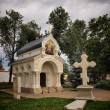 Stock Photo: Mausoleum