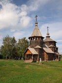Suzdal, landmarks of Golden Ring of Russia — Stock Photo