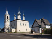 Suzdal city, Golden Ring of Russia — Stock Photo