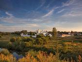 Suzdal city landmarks — Stock Photo