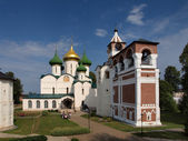 Suzdal city landmarks — Stock Photo