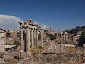 Rome, ancient forum — Stock Photo