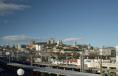 Vladivostok city view — Stock Photo