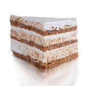 Slice of cake — Stock Photo