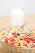 Cereal foods — Stock Photo