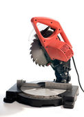 Mitre saw — Stock Photo