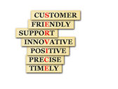 Service concept — Stock Photo