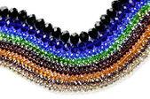 Lysande halsband — Stockfoto