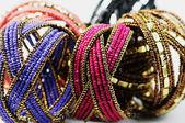 Beads bracelet — Stock Photo