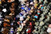Natürlichen Edelsteinen — Stockfoto