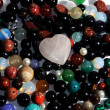 Gemstones heart — Stock Photo #38932979