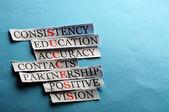 Success abbreviation — Stock Photo