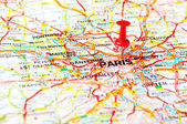 Paris ,France — Stock Photo