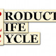 Product Life Cycle — Stock Photo #47977755