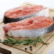 Salmon — Stock Photo #16848843