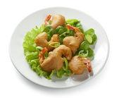 Shrimp tempura — Stock Photo