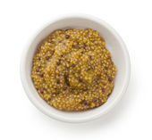 Grainy mustard — Stock Photo