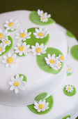 Cake decoration — Stock Photo