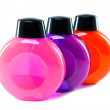 Bottles for cosmetics - Stock Photo