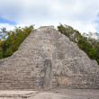 Royalty-Free Stock Photo: Kabah Mayan Ruins in Mexico