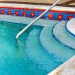 Input to the small pool jacuzzi — Foto Stock