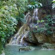 Stock Photo: Jamaica. waterfalls