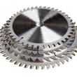 Royalty-Free Stock Photo: Circular Saw blades
