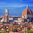 Italy. Florence. Cathedral Santa Maria del Fiore — Stock Photo #17017429