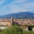 Italy. Florence. Panorama — Stock Photo