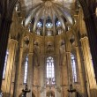 Stock Photo: Barceloncathedral interior, Barcelona, Spain