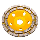 Diamond disk for a concrete abrasion — Stock Photo