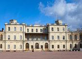 россия, гатчина, плацу перед дворцом — Стоковое фото