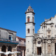 Cuba.The Cathedral of Havana — Stock Photo #34624605