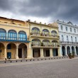 Havana. View of the old city — Stockfoto