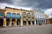 Havana. View of the old city — Stock Photo