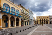 Cuba. Havana. Square at center of the old city — Stock Photo