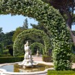 Vatican. Vaticgarden — Stock Photo #37674827