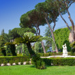 Vatican. Vaticgarden — Stock Photo #37674841