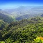 Mauritius, landscape of the island — Stock Photo #38345513