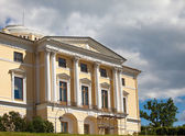 Russia. Palace in Pavlovsk, near St.Petersburg, at summer — Stock Photo