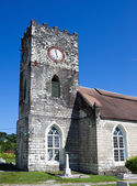 Ancient colonial church. Jamaica — Stock Photo