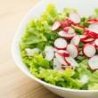 Stock Photo: Healthy Food Salad