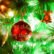 Christmas Decoration — Foto de stock #40482259