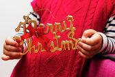 Merry Christmas decoration — Photo