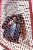 Depressive teenager-mädchen — Stockfoto