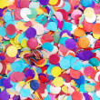 Stock Photo: Confetti