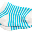 Stock Photo: White socks
